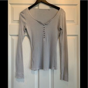Vintage Guess Women's Henley